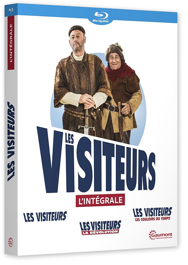 Les Visiteurs - L'intégrale (Jean-Marie Poiré, 1993/1998/2016)