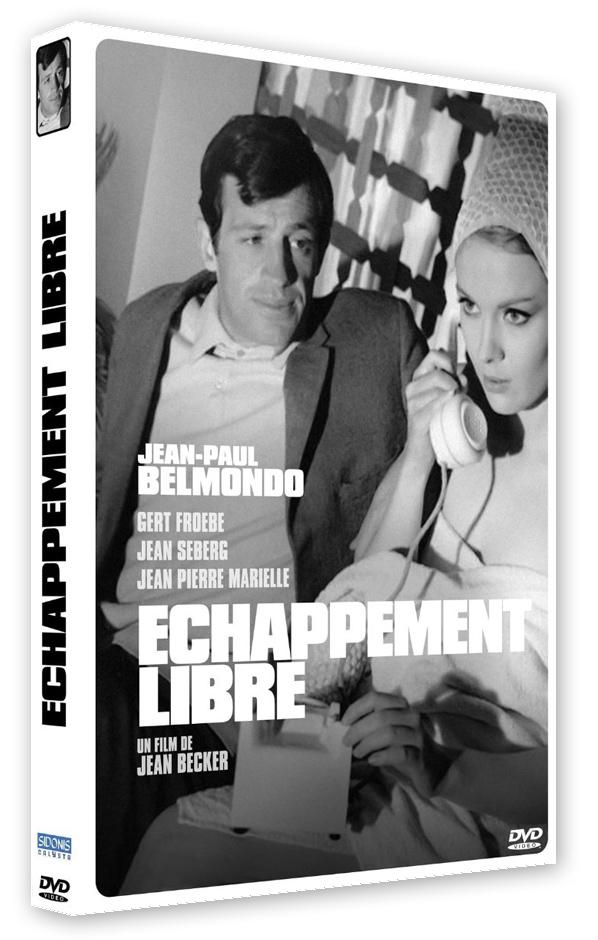 Échappement libre (Jean Becker, 1964) - DVD