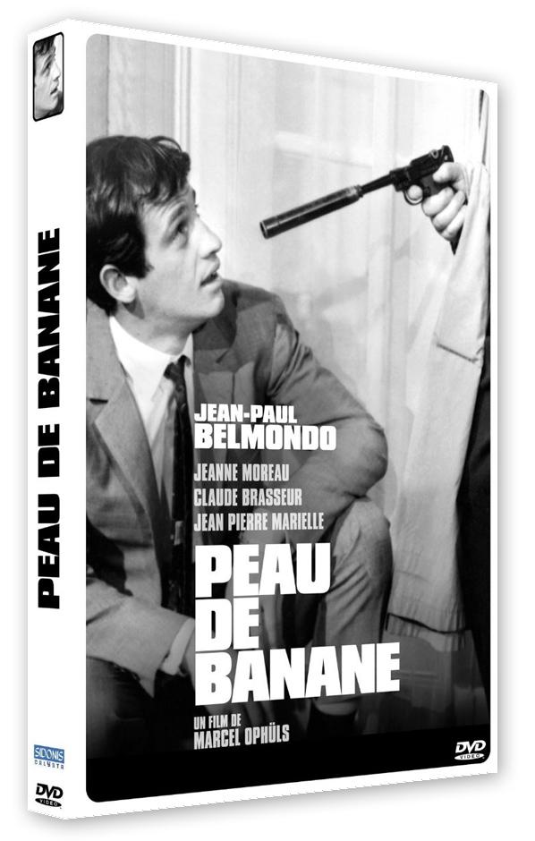 Peau de banane (Marcel Ophüls, 1963) - DVD
