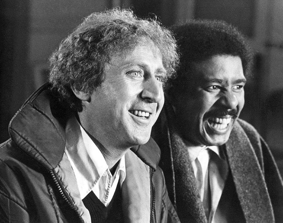 Gene Wilder et Richard Pryor - © Hulton Archive/Getty Images