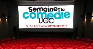 Semaine de la Comédie UGC 2016