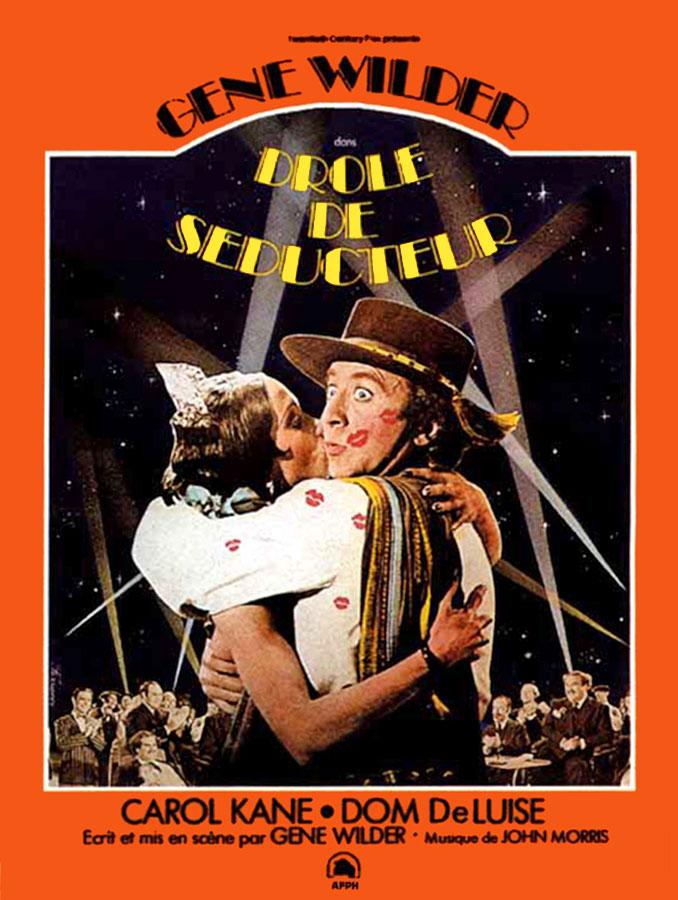 Drôle de séducteur (Gene Wilder, 1977)