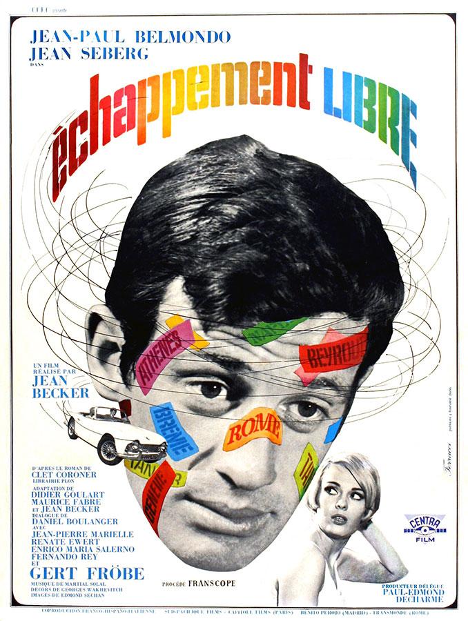 Échappement libre (Jean Becker, 1964)