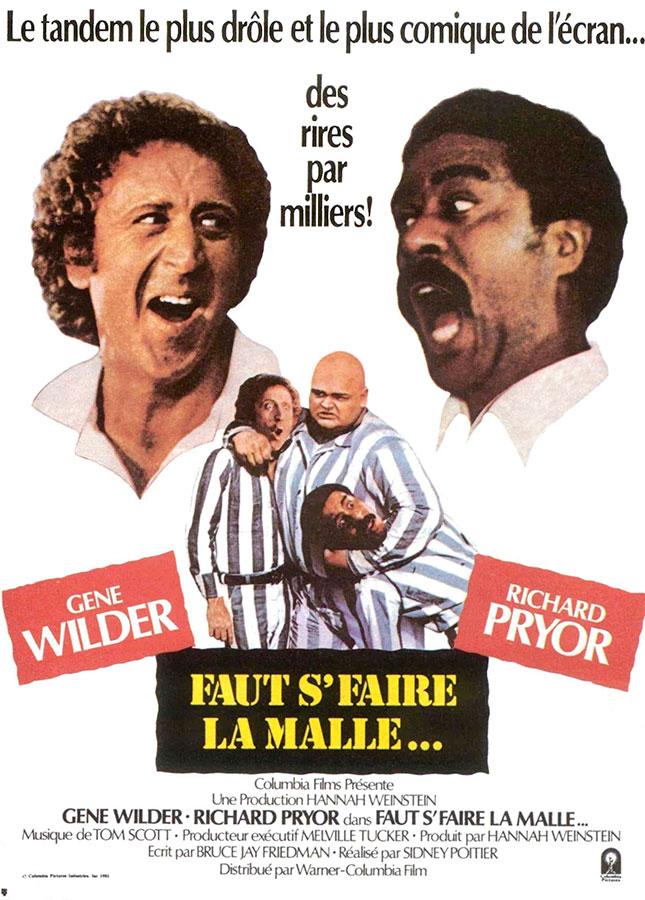 Faut s'faire la malle (Sidney Poitier, 1980)