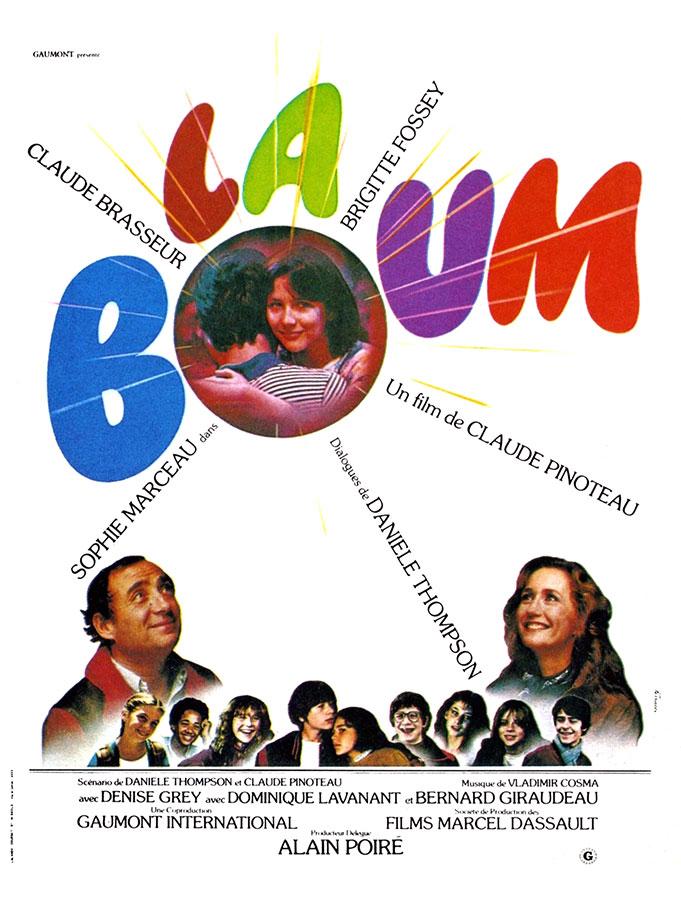 La Boum (Claude Pinoteau, 1980)