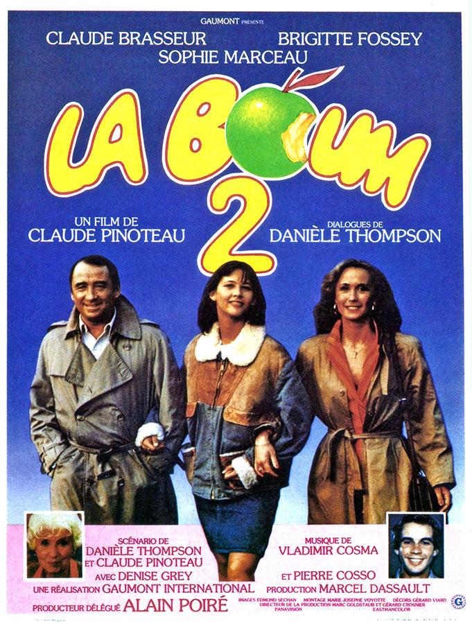 La Boum 2 (Claude Pinoteau, 1982)