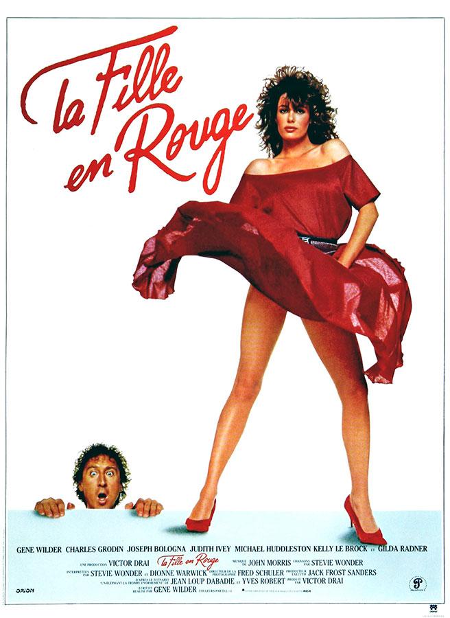 La Fille en rouge (Gene Wilder, 1984)