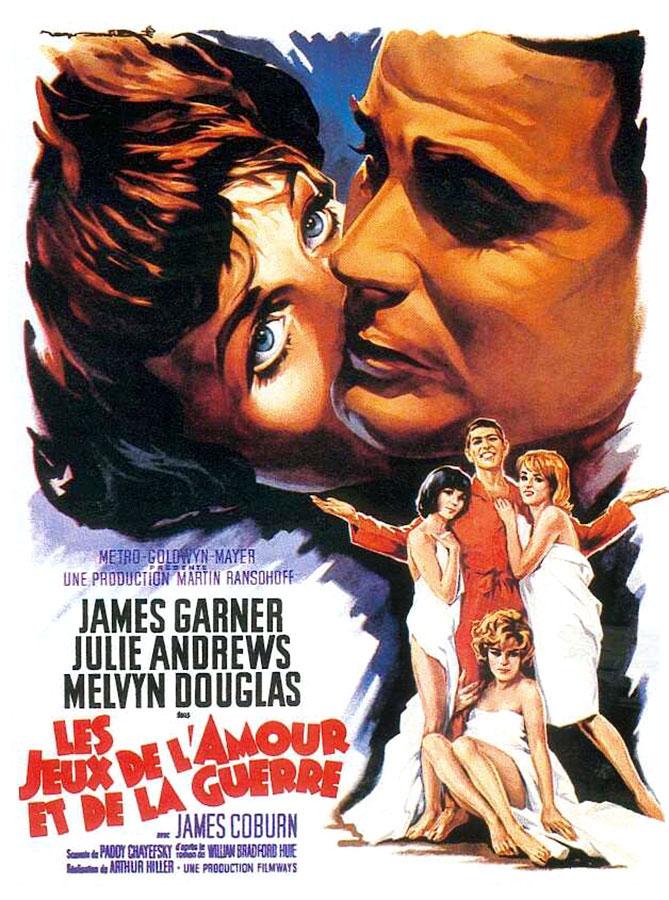 Les jeux de l'amour et de la guerre (The Americanization of Emily, 1963)