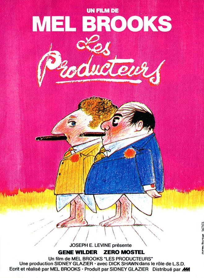 Les Producteurs (Mel Brooks, 1968)