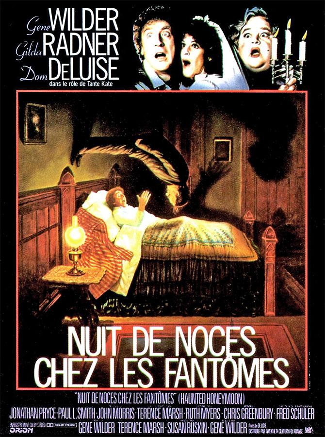 Nuit de noces chez les fantômes (Gene Wilder, 1986)