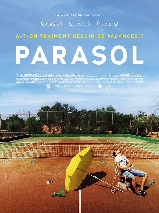 Parasol (Valéry Rosier, 2016)