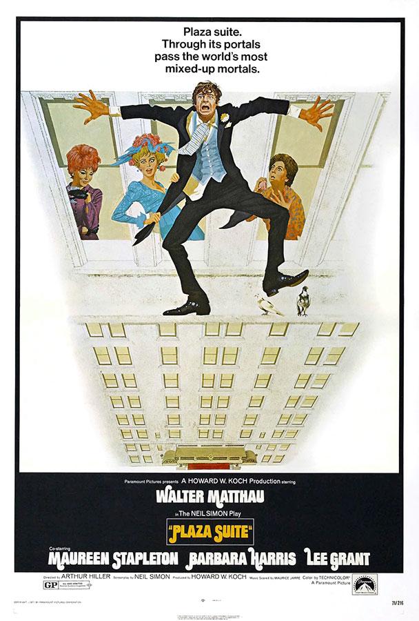 Plaza suite (Arthur Hiller, 1971)