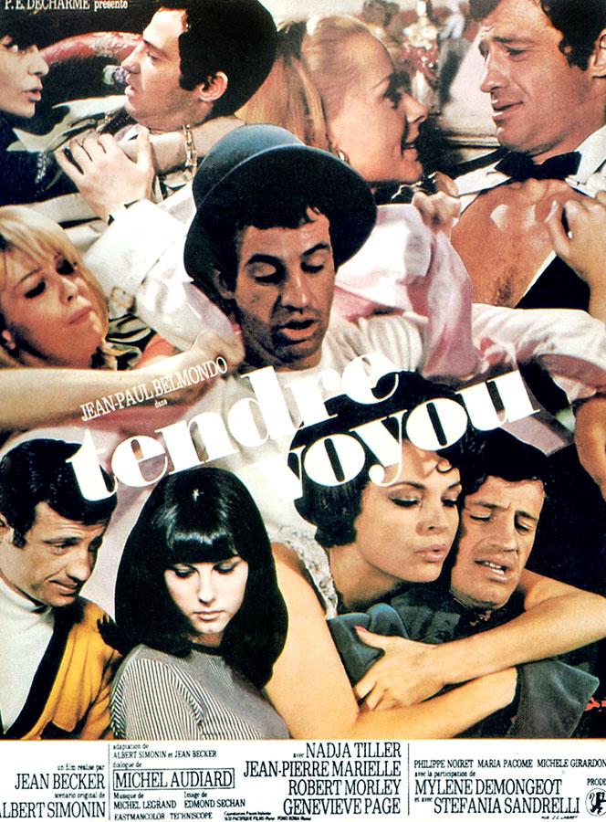 Tendre voyou (Jean Becker, 1966)