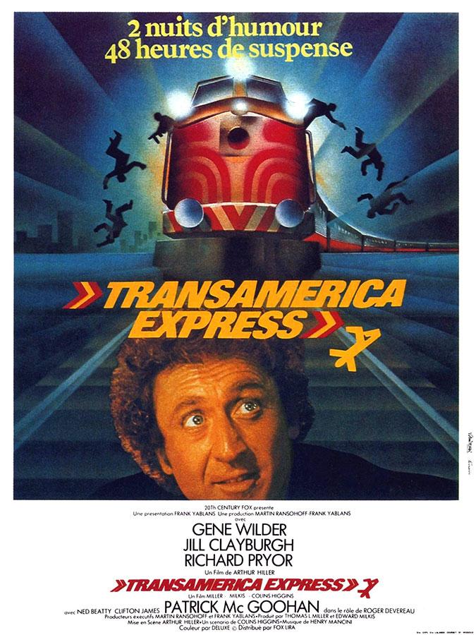 Transamerica Express (Arthur Hiller, 1976)