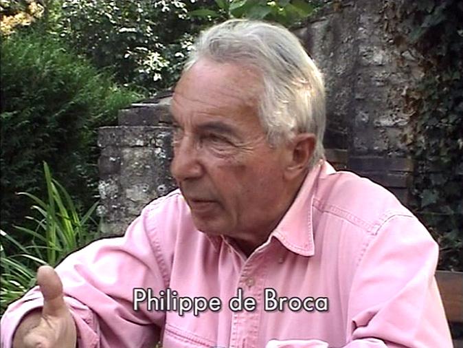Philippe de Broca - Bonus DVD Échappement libre (Jean Becker, 1964)