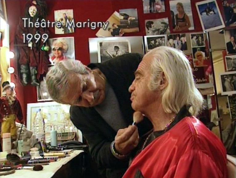 Jean-Paul Belmondo en 1999 - Bonus DVD Tendre voyou (Jean Becker, 1966)