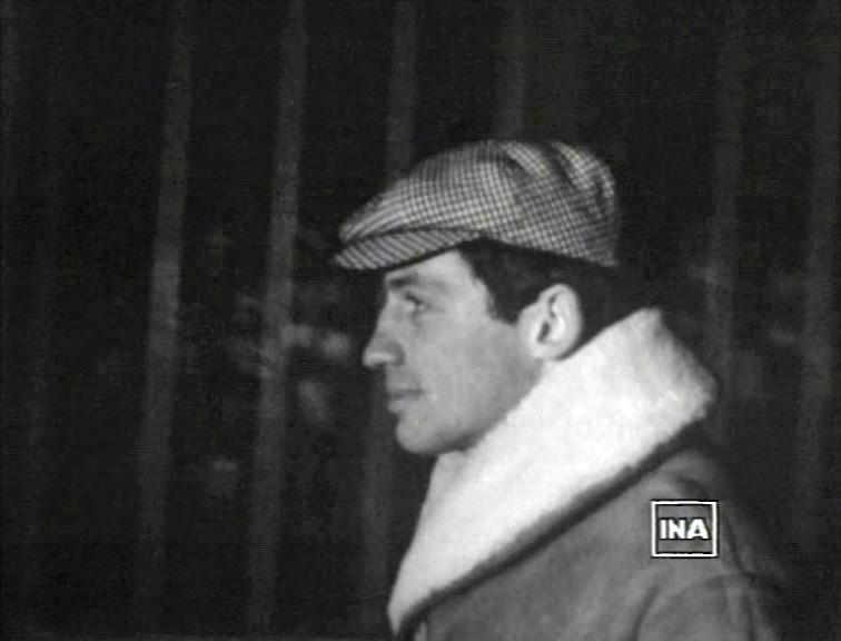 Jean-Paul Belmondo en 1964 - Bonus DVD Tendre voyou (Jean Becker, 1966)