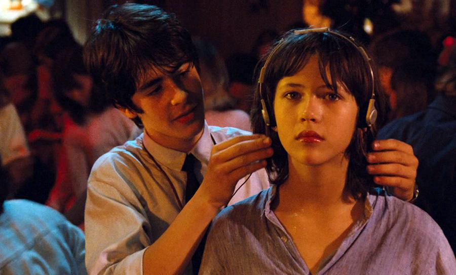 Alexandre Sterling et Sophie Marceau dans La Boum (Claude Pinoteau, 1980)