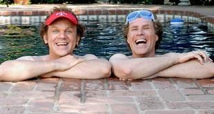 Will Ferrell et John C. Reilly dans Frangins malgré eux (Adam McKay, 2008)