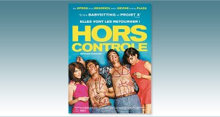 sorties Comédie du 17 août 2016 : Hors contrôle.