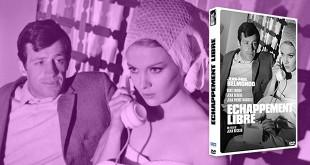 Test DVD - Échappement libre (Jean Becker, 1964)
