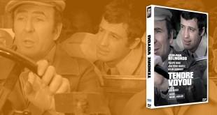 Test DVD - Tendre voyou (Jean Becker, 1966)