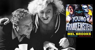 Young Frankenstein: The Story of the Making of the Film de Mel Brooks (Barnes & Noble)