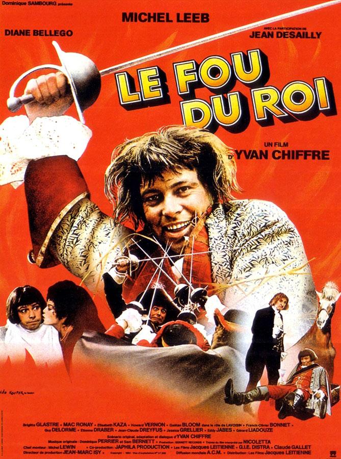 Le Fou du roi (Yvan Chiffre, 1984)