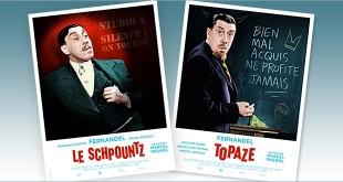 Toutes les sorties Comédie du 7 septembre 2016 : Le Schpountz (reprise), Topaze (reprise).