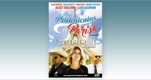 sortie Comédie du 21 septembre 2016 - Des Porto Ricains à Paris (Ian Edelman , 2015)