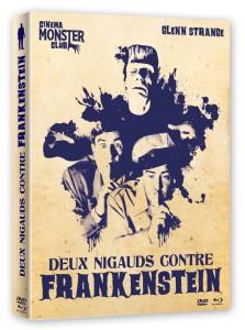Deux nigauds contre Frankenstein (Charles T. Barton, 1948) - DVD/Bluray
