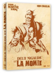 Deux nigauds et la momie (Charles Lamont, 1955) - DVD/Blu-ray