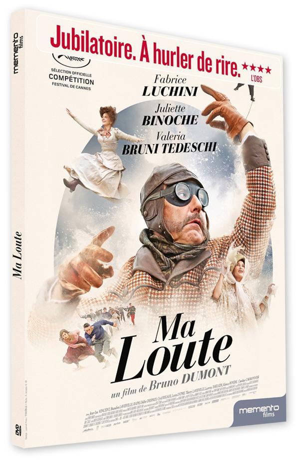 Ma Loute (Bruno Dumont, 2016) - DVD