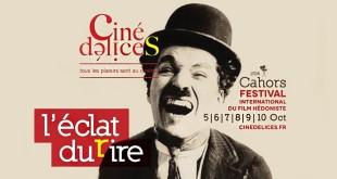 Cinédélices - Festival International du Film hédoniste de Cahors du 5 au 10 octobre 2016