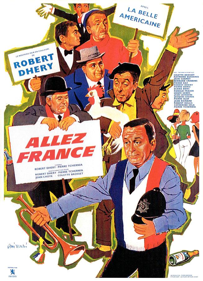 Allez France ! (Robert Dhéry, 1964)