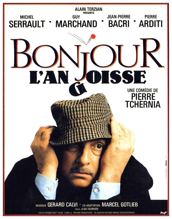 Bonjour l'angoisse (Pierre Tchernia, 1988)