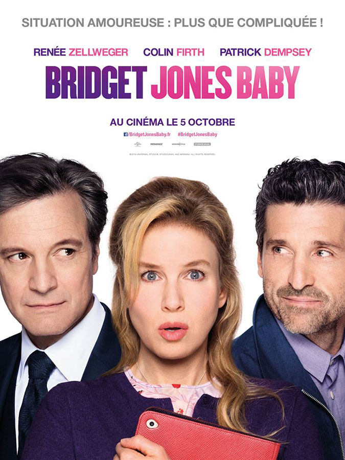 Bridget Jones Baby (Sharon Maguire, 2016)