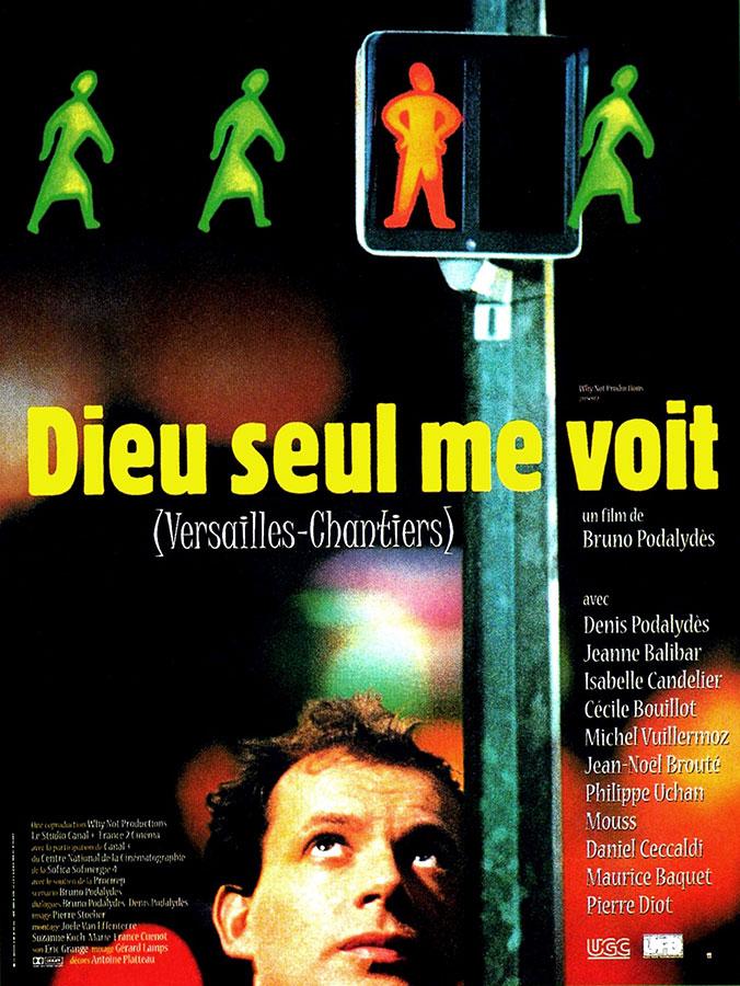 Dieu seul me voit (Bruno Podalydès, 1998)