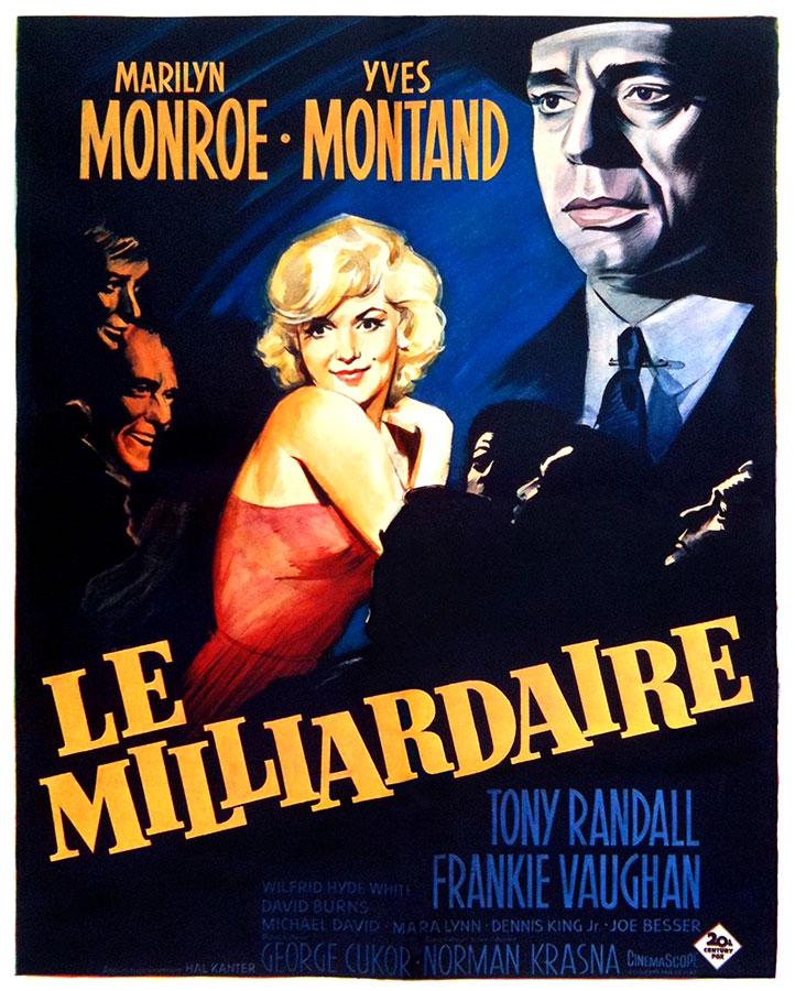 Le Milliardaire (George Cukor,1960)