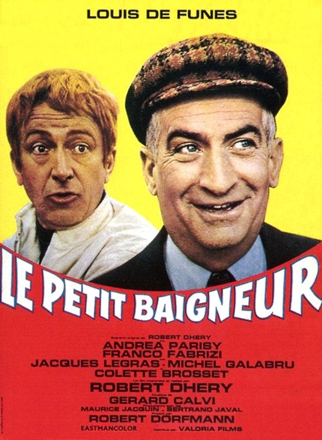 Le Petit Baigneur (Robert Dhéry, 1968)