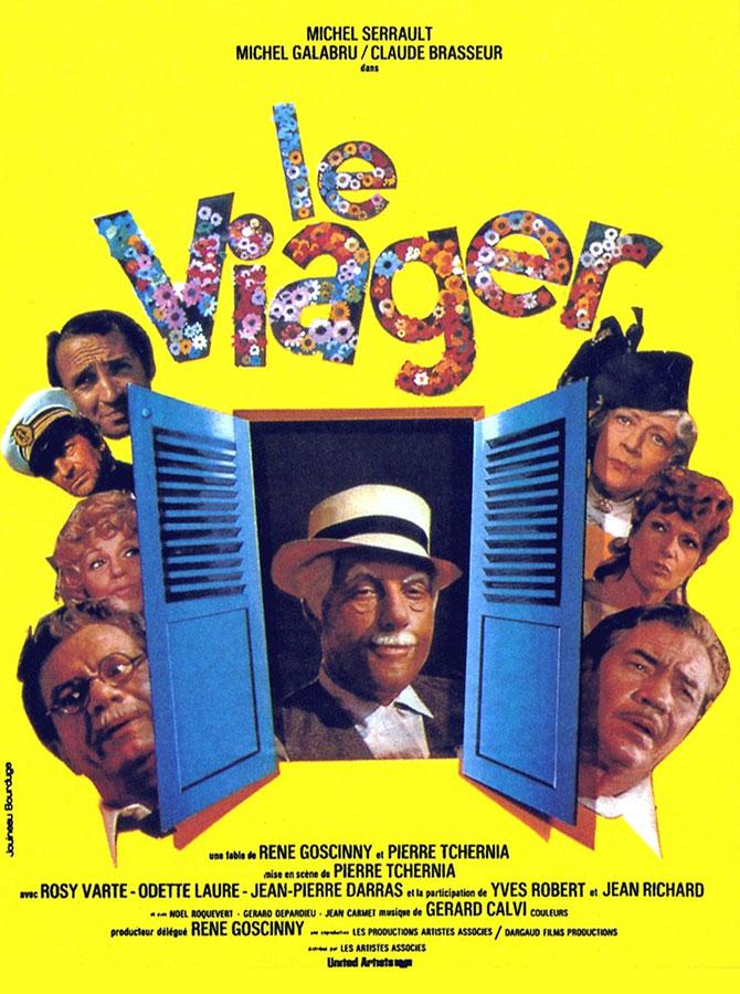 Le Viager (Pierre Tchernia, 1972)