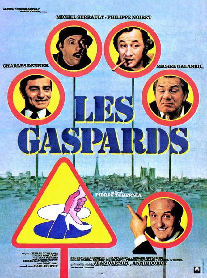 Les Gaspards (Pierre Tchernia, 1974)