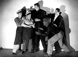 Deux nigauds contre Frankenstein (Bud Abbott and Lou Costello meet Frankenstein, 1948) de Charles T. Barton