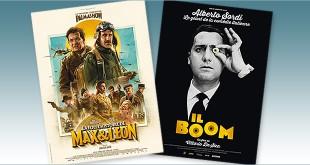 Toutes les sorties Comédie du 2 novembre 2016 : La Folle Histoire de Max et Léon (le 1 novembre), Il Boom (inédit, 1963).