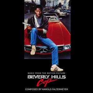 Musique du film Le Flic de Beverly Hills composée par Harold Faltermeyer (La-La Land Records)