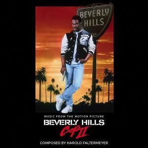 Musique du film Le Flic de Beverly Hills II composée par Harold Faltermeyer (La-La Land Records)