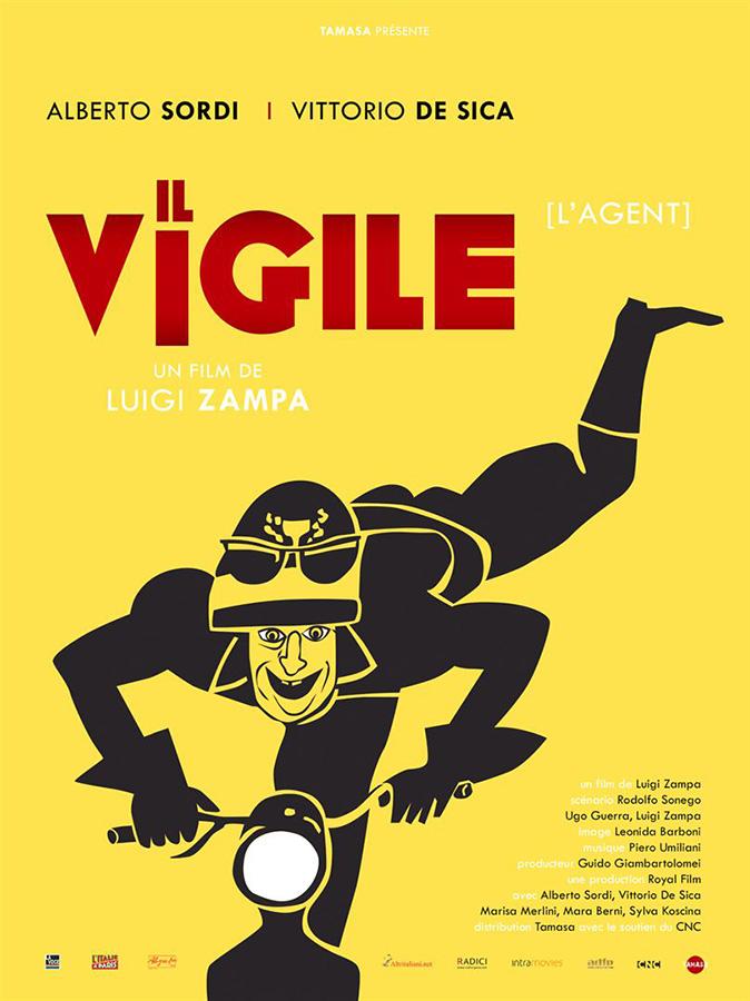 Il vigile (L'Agent, 1960) de Luigi Zampa