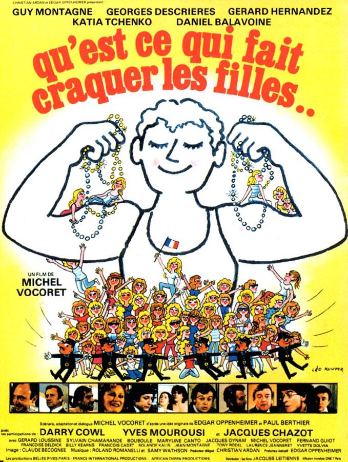 Qu'est-ce qui fait craquer les filles (Michel Vocoret, 1982)