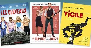Toutes les sorties Comédie du 23 novembre 2016 : Les Cerveaux, Rupture pour tous, Il Vigile (L'Agent, 1960).