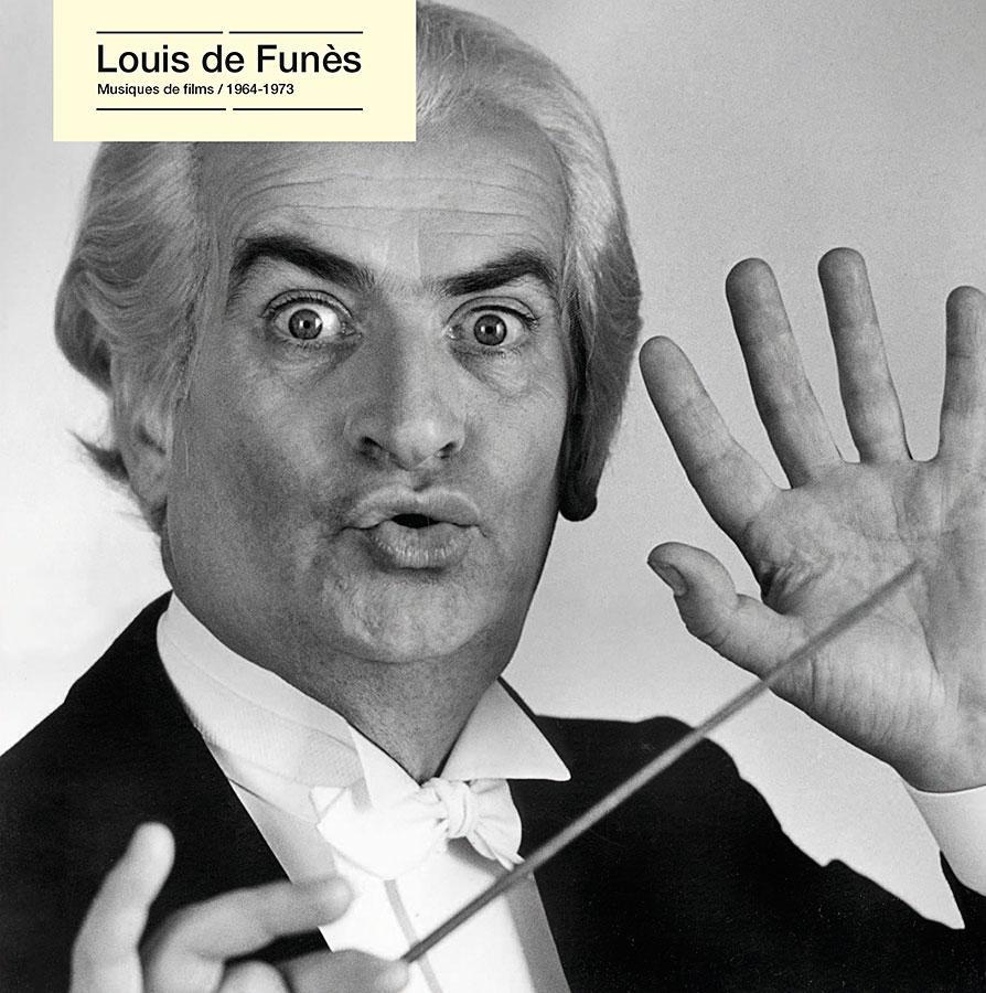Louis de Funès - Musiques de Films / 1964-1973 (Universal Music France) - Recto